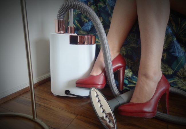 SteamOne Minilys – défroisseur vapeur – pressing à la maison