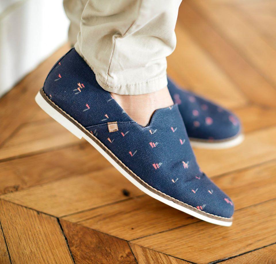 Bokit – chaussures homme intérieur et extérieur – jolie marque française