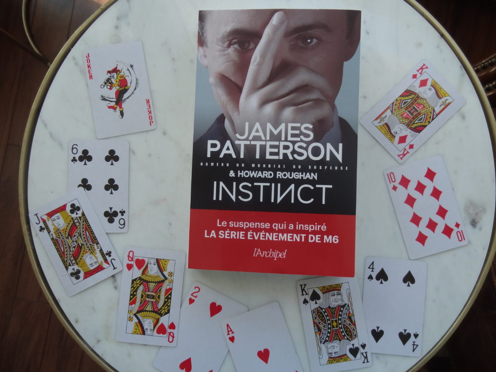 Instinct – éditions l'Archipel – James Patterson