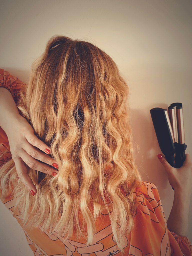 Babyliss – Deep Waves –  des cheveux wavy et des ondulations naturelles