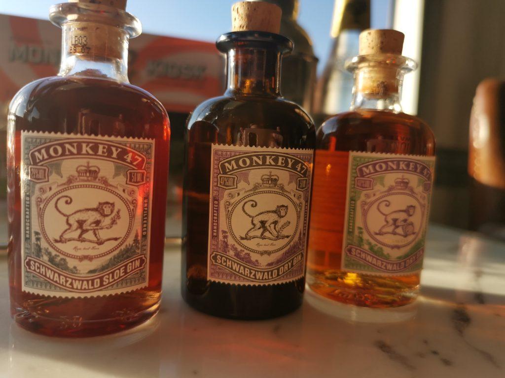Monkey 47 - gin d'excellence issu de la Forêt Noire