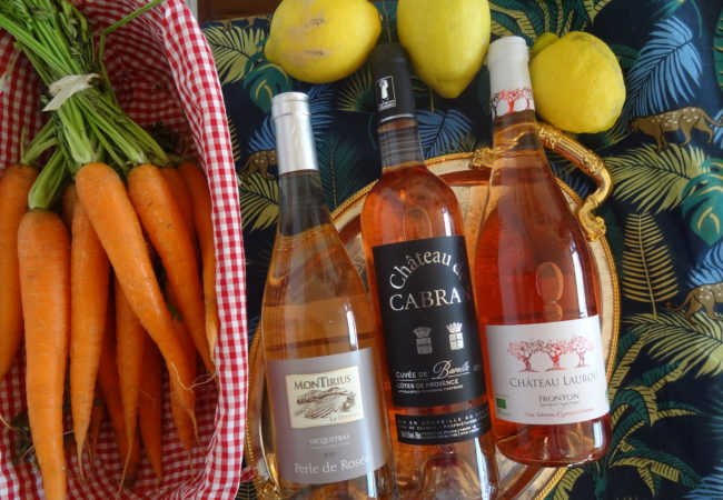 Sélection de rosés d'été – apéros festifs