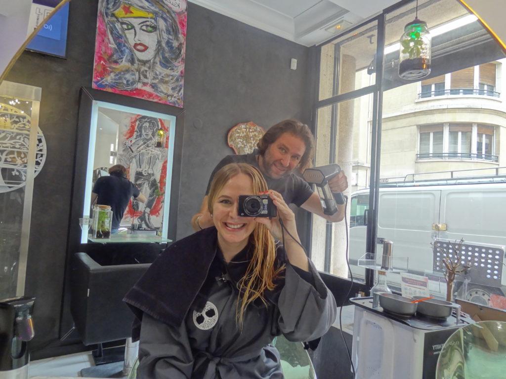 Olivier Benhamou – créateur de la thérapie capillaire