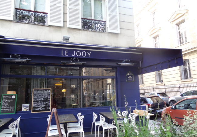 Le Joüy  – une table audacieuse et une cuisine canaille – Paris 3
