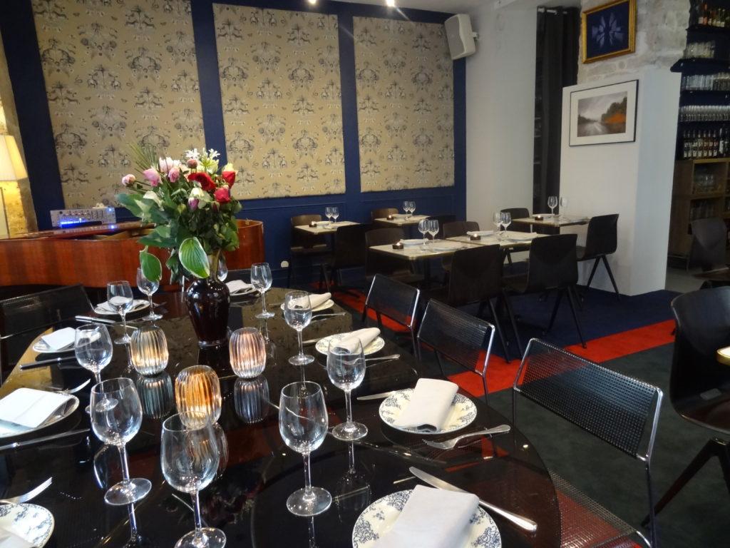 Le Joüy  - une table audacieuse et une cuisine canaille - Paris 3