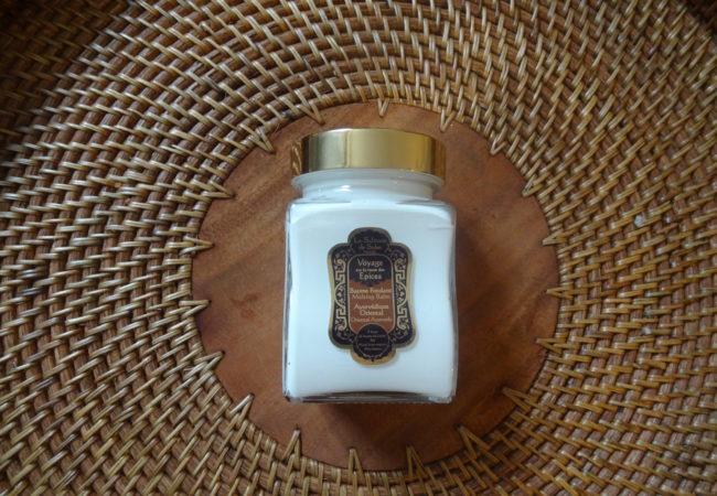 La Sultane de Saba – le nouveau baume ambre, vanille et patchouli