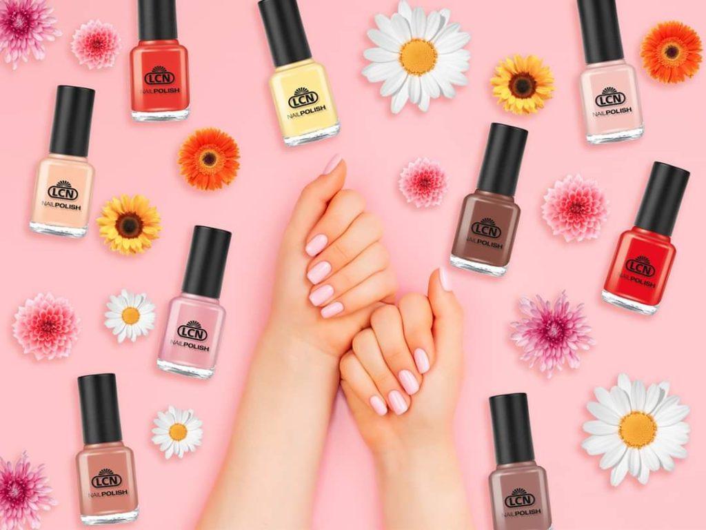 LCN, la marque de soins pour les ongles arrive en France !