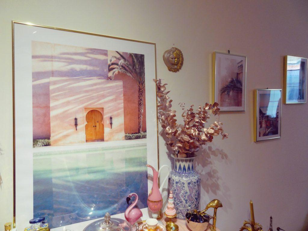 Desenio – un été en rose – décoration murale dépaysante