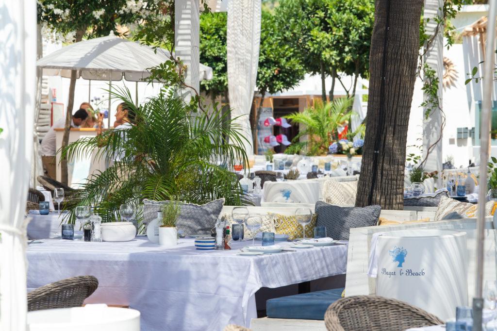 Bagatelle Saint Tropez - le hot spot de l'été