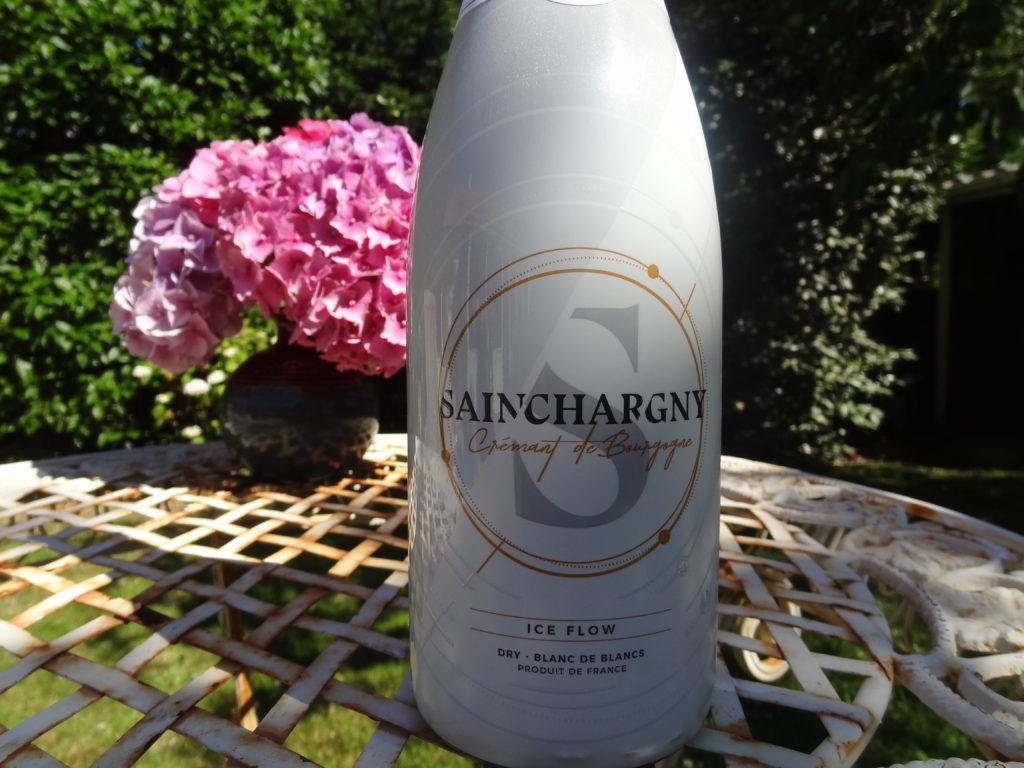 Ice Flow - un Crémant de Bourgogne Dry - Blanc de Blanc