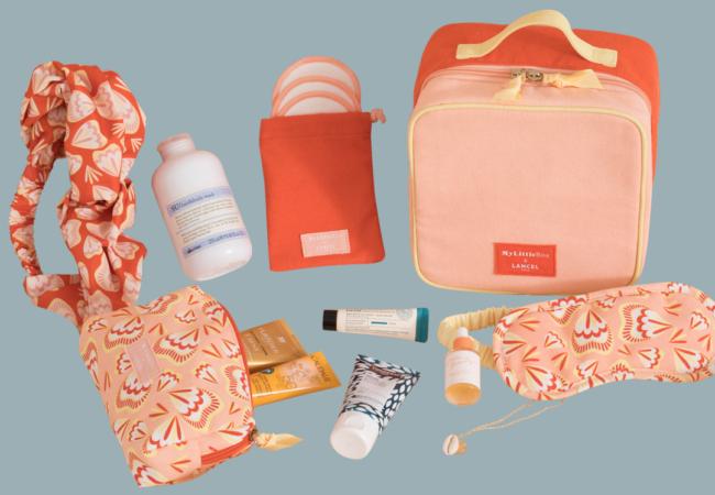 My Little Box x Lancel – une box surprise pour juillet et août