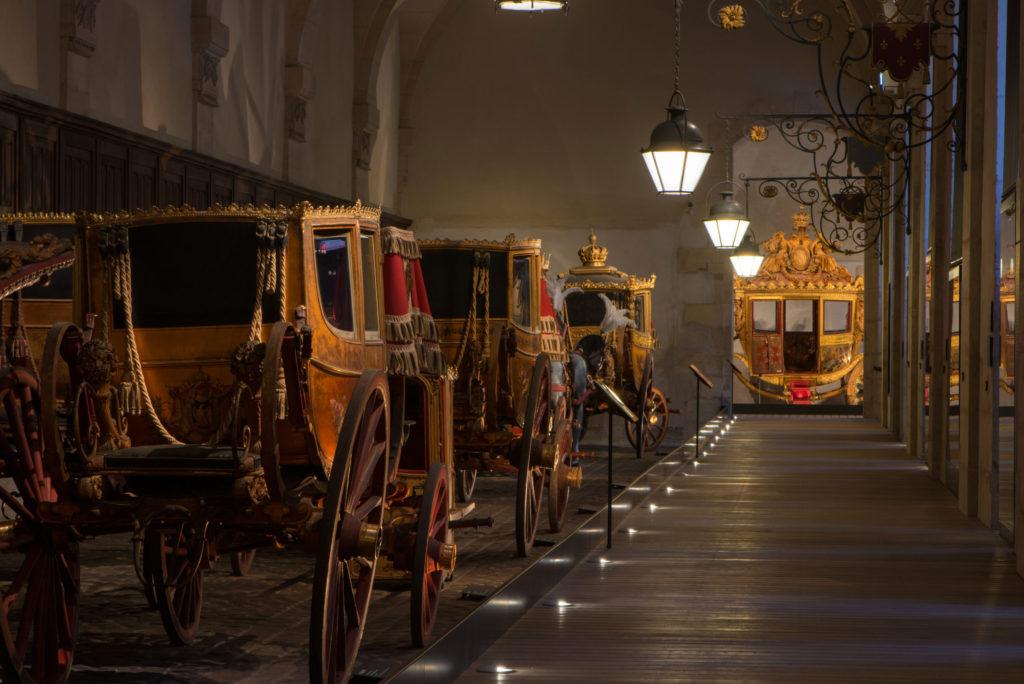 Hameau de la reine Marie Antoinette au Château de Versailles