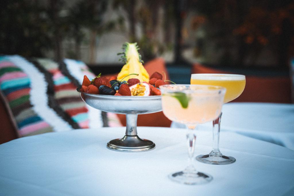 Azulito : la nouvelle terrasse de Monsieur Bleu - tapas, cocktail et fiesta !