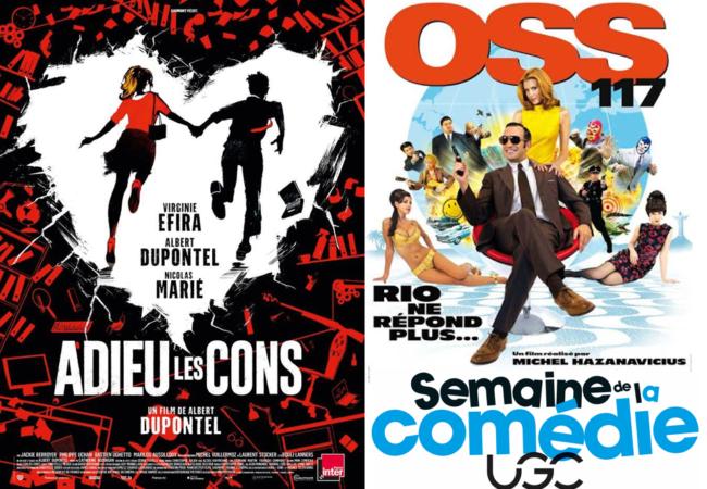 La semaine de la comédie – Cinémas UGC – du 2 au 8 septembre