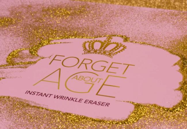 Forget about age – les produits de beauté révolutionnaires pour effacer les rides