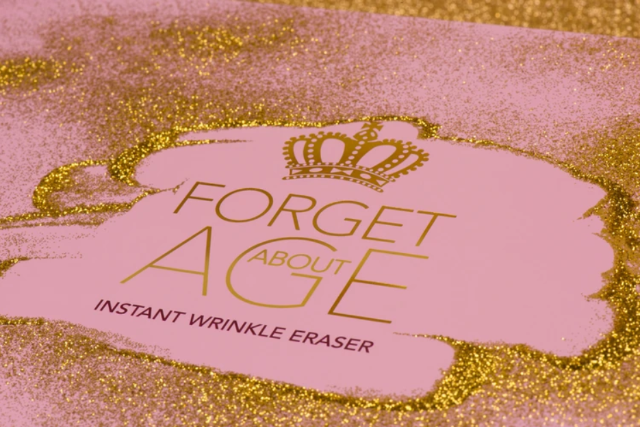 Forget about age – les produits de beauté révolutionnaire pour effacer les rides
