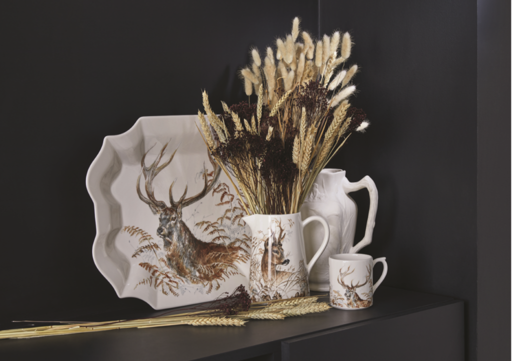 Faïencerie de Gien - collection automne hiver 2020