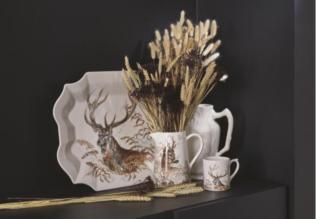Gien – art de la table – la nouvelle collection automne hiver 2020