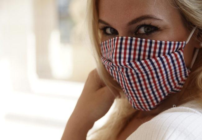 Mon Masque de France – le masque antiviral et antibactérien – savoir-faire Made in France