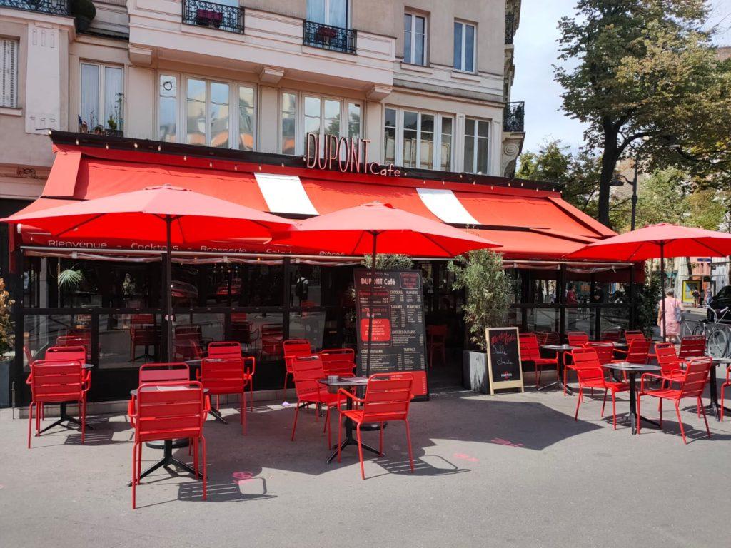 Dupont Café – une brasserie parisienne traditionnelle à la hauteur – Paris 15 et Paris 13