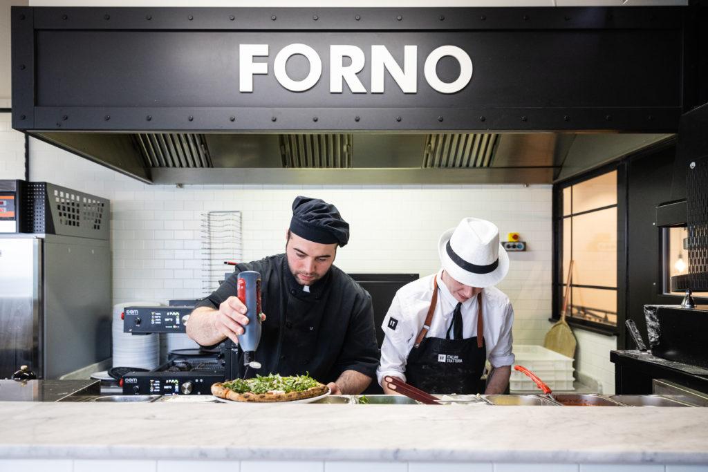 IT Trattoria – la gastronomie italienne authentique