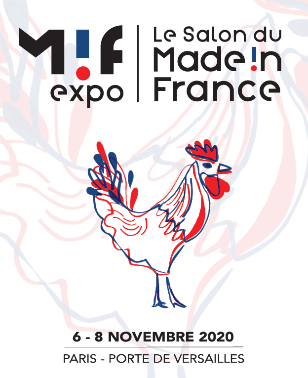 Le Salon du Made in France – MIF Expo – 6, 7 et 8 novembre 2020