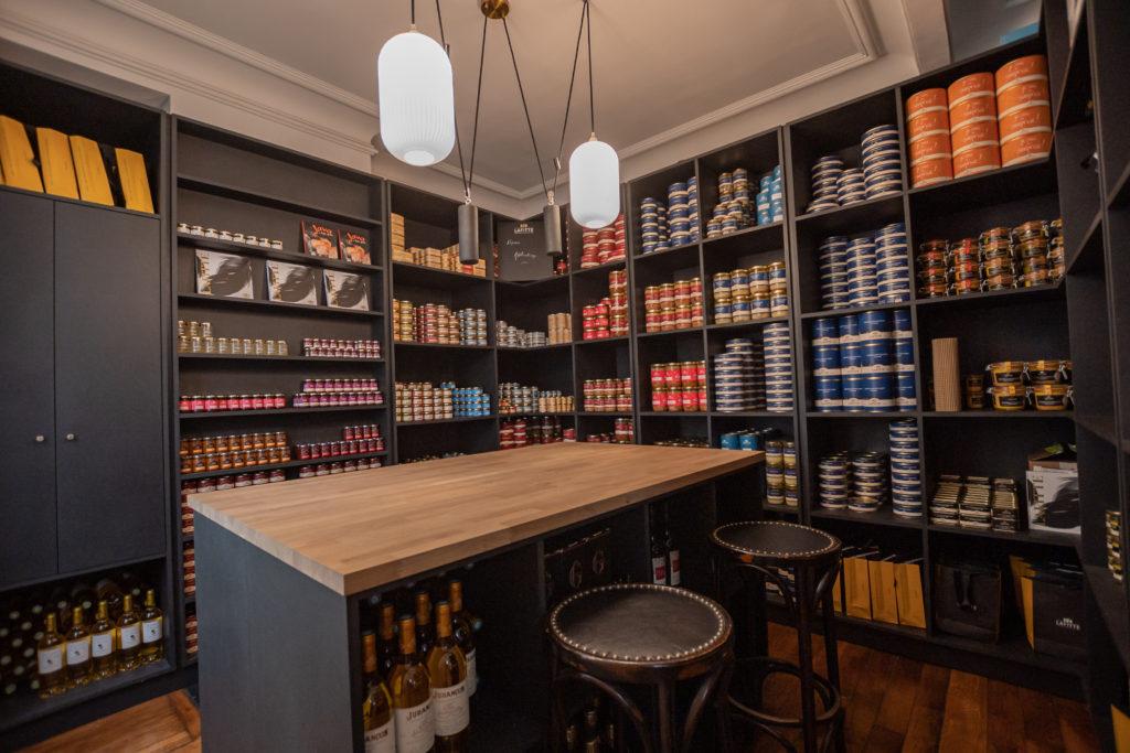 Pour fêter ses 100 ans, la Maison Lafitte ouvre une nouvelle boutique parisienne – Invalides