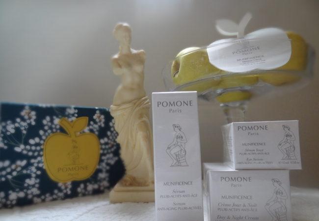 Pomone Paris – des cosmétiques Made in France haut de gamme – les vertus de la pomme