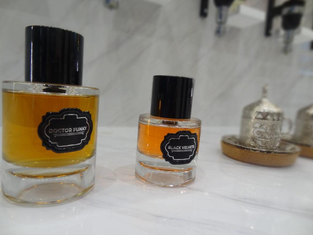 E-Sens Unik – le bar à parfums charismatique de la rue des Lombards