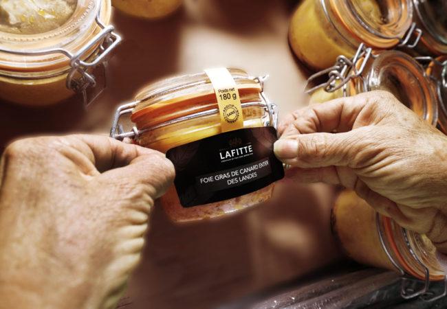 Pour fêter ses 100 ans, la Maison Lafitte ouvre une nouvelle boutique parisienne aux Invalides