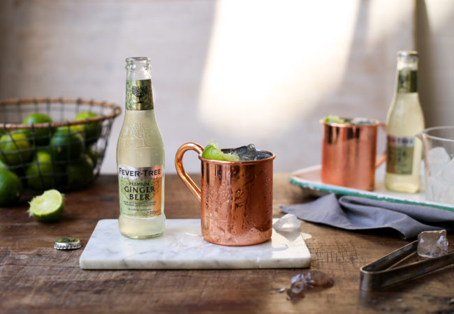 Moscow Mule – Fever Tree et son iconique Ginger Beer
