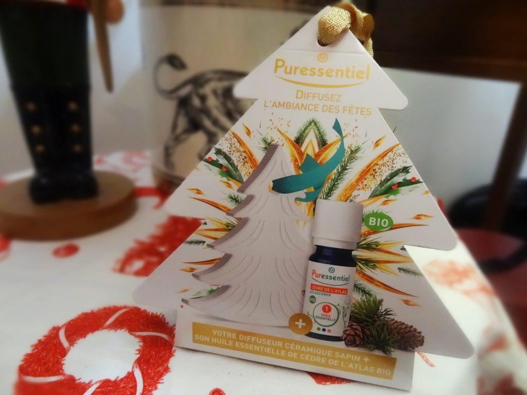 Puressentiel – offrez un cadeau de la nature – coffrets de Noël