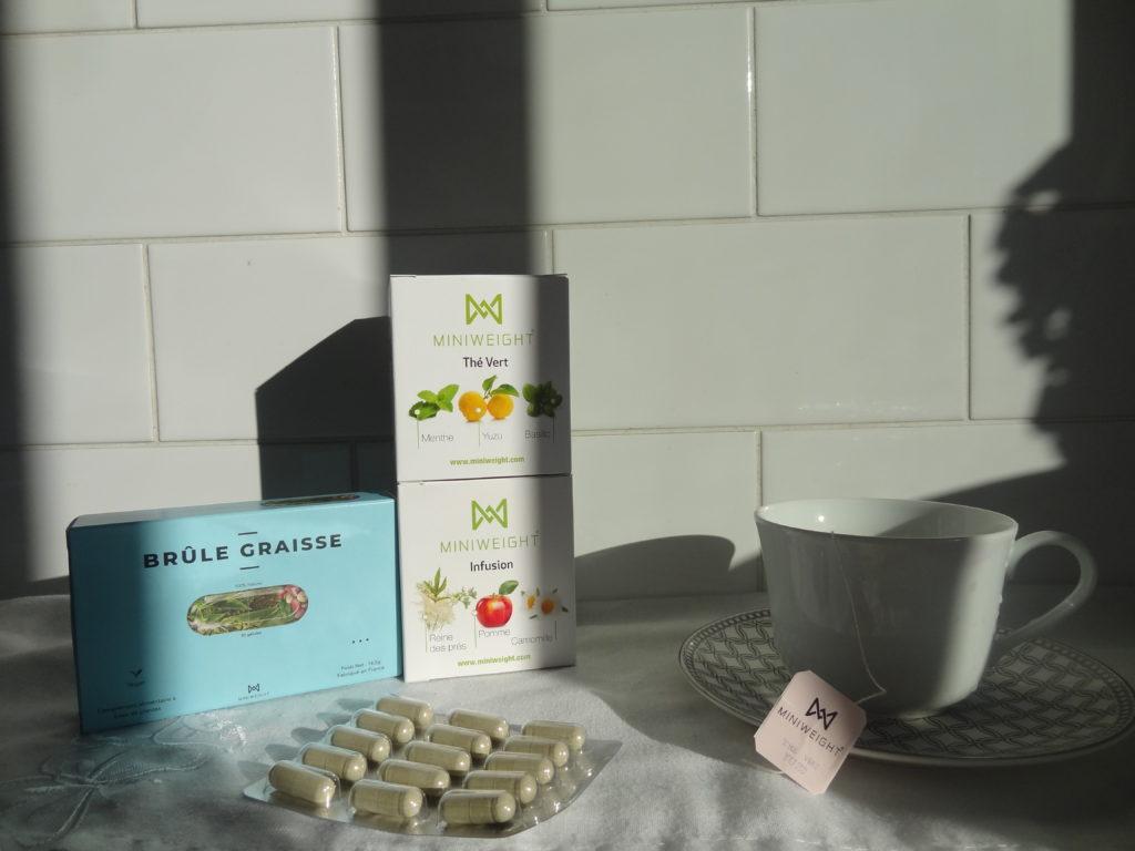 Miniweight – minceur et bien-être – compléments alimentaires, thés et tisanes Made in France