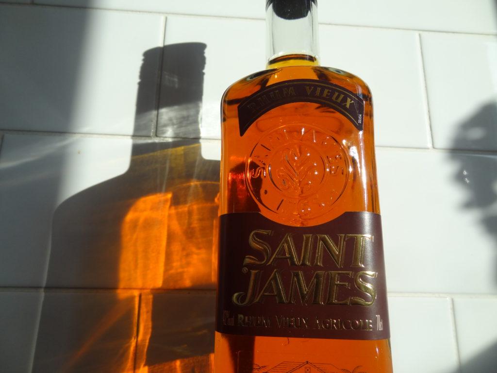 Saint James – le rhum vieux médaillé d'or à offrir pour Noël
