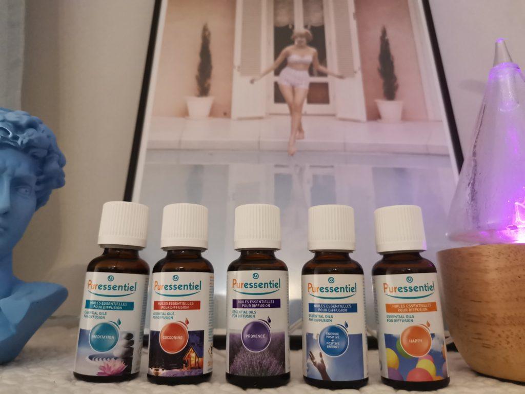 Puressentiel – le tout nouveau diffuseur d'huiles essentielles par nébulisation – I'Conic