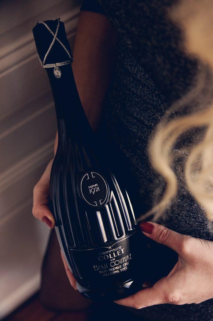 Champagne Collet - Esprit Couture - cuvée millésimée Premier Cru 2012