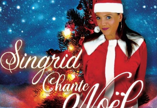 Singrid chante Noël – un album festif et joyeux