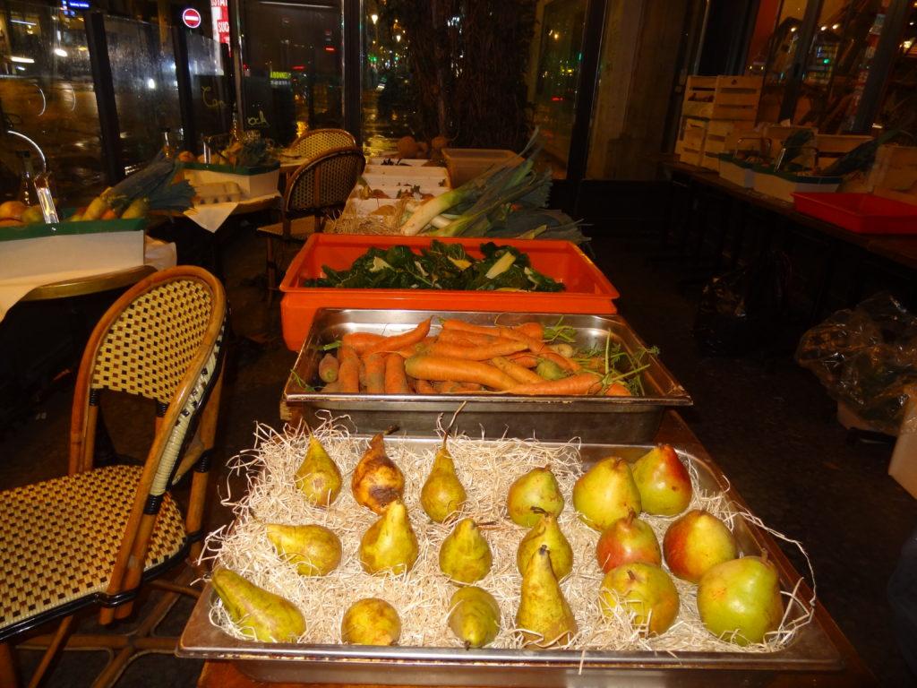 Le Petit Panier du Terroir - fruits et légumes de saison livrés dans tout Paris