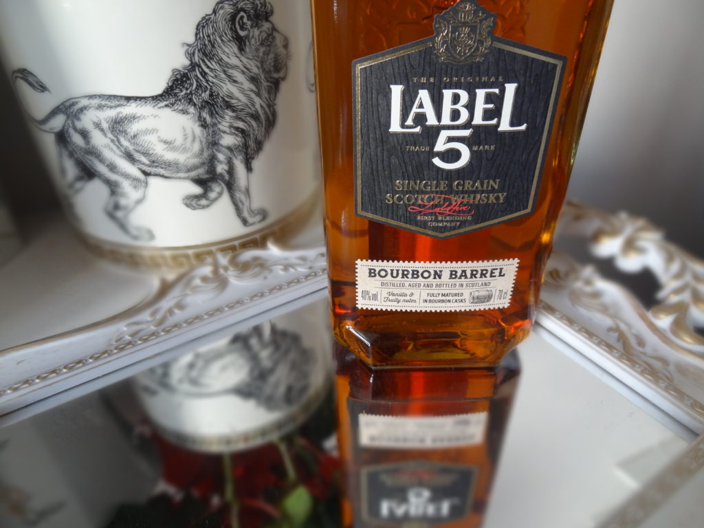 Label 5 Bourbon Barrel - le scotch whisky dédié aux cocktails