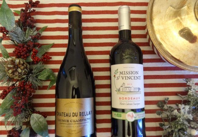 Sélection de vins rouges pour les repas de fête !