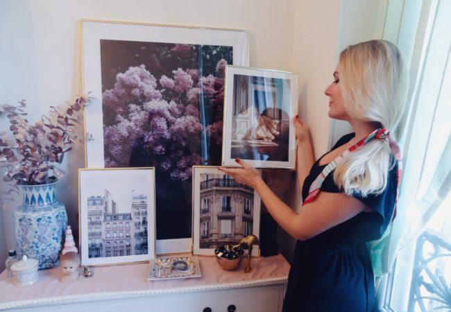 Desenio – de l'art sur nos murs – des affiches et des cadres pour rêver Paris