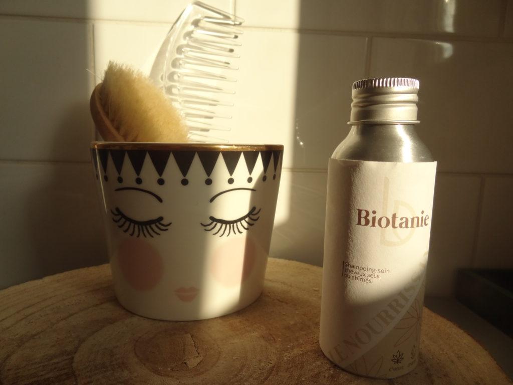 Biotanie - une nouvelle ligne de shampooing éco friendly