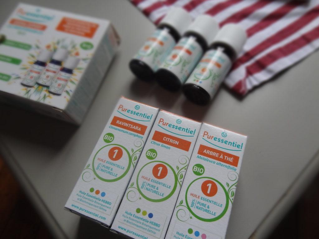 Puressentiel - des huiles essentielles pour stimuler les défenses immunitaires