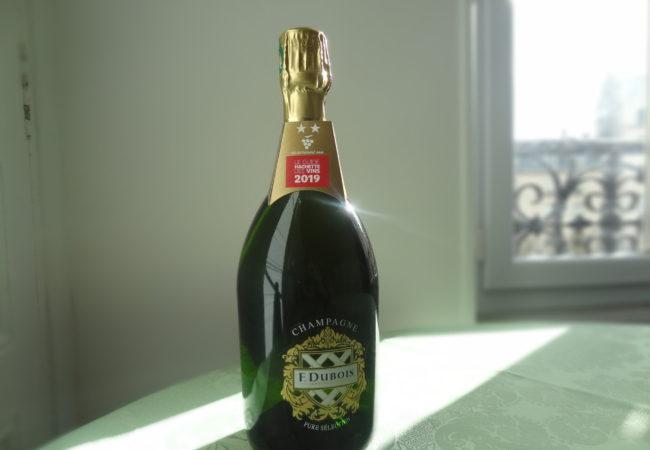 Champagne F Dubois Pure Sélection – une cuvée plaisir