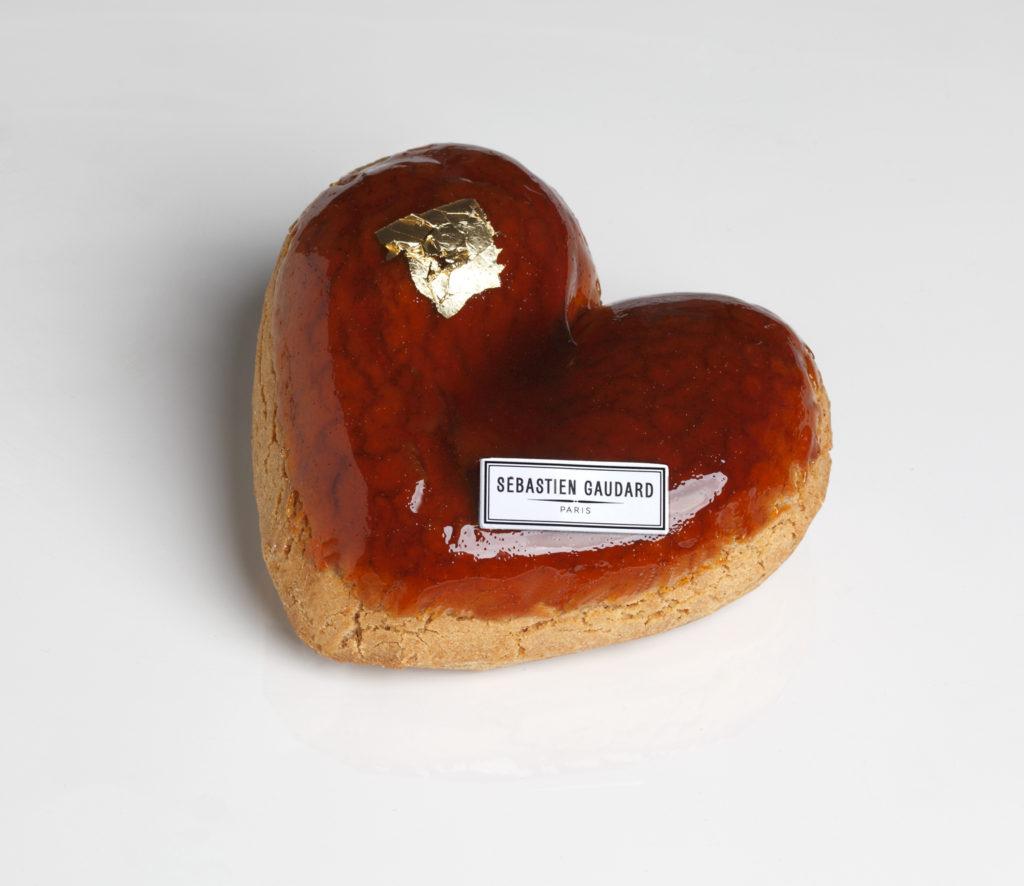Mon Chou à la crème - la Saint Valentin gourmande de Sébastien Gaudard