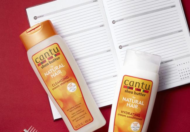 Cantu – 5 indispensables pour hydrater des cheveux très secs