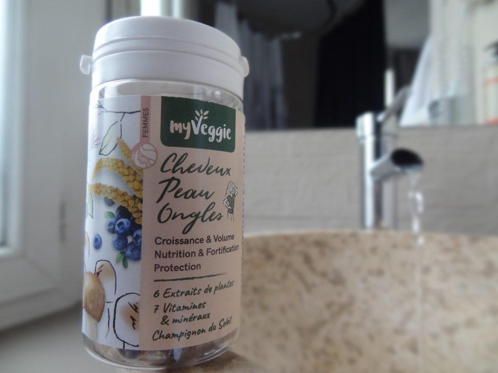 myVeggie - compléments alimentaires éthiques et responsables - beauté des cheveux