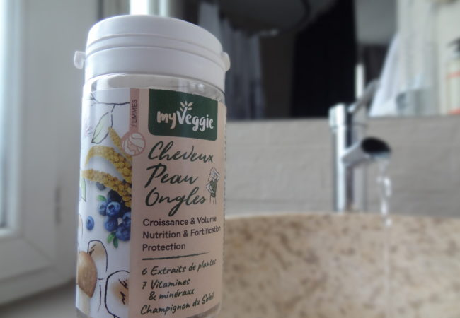 myVeggie – compléments alimentaires éthiques et responsables – beauté des cheveux