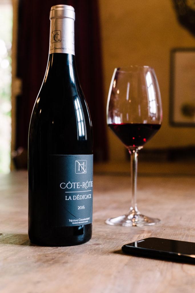 Le Bon Gustave – l'application pour retrouver les vins que l'on a aimé