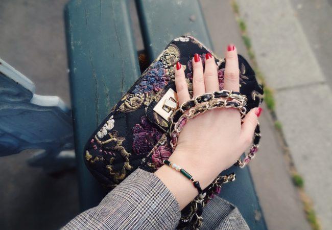Michael Vessière – des bracelets Made in France – cristal et verre de Murano